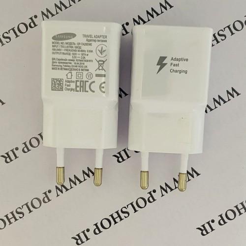 شارژر اصلی سامسونگ 2.1 آمپر شارژ سریع