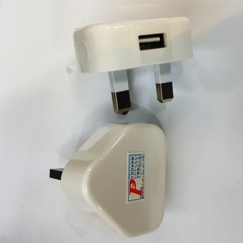 شارژر دیواری آیفون اصلی  3 پینORIGINAL CHARGER IPHONE 3 PIN