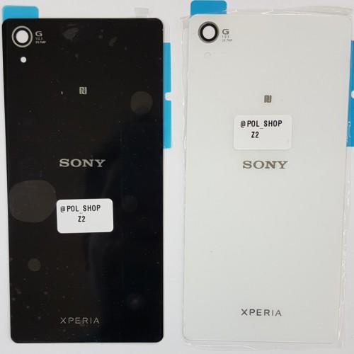 درب پشت سونی Xperia Z2 D6502 D6503 اصلی BACK COVER SONY Xperia Z2 D6502 D6503 ORGINAL