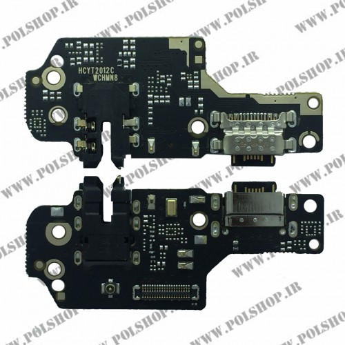 برد شارژ شیائومی نوت 8 BOARD CHARG Xiaomi Redmi Note 8 Model M1908C3JH, M1908C3JG, M1908C3JI