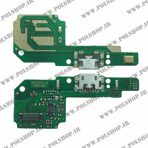 برد شارژ شیائومی رد می 6  BOARD CHARG Xiaomi Redmi 6A Modle:M1804C3DG, M1804C3DH, M1804C3DI