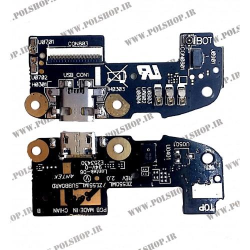 برد شارژ ایسوز زنفون 2 اصلی BOARD CHARGE ASUS ZENFONE 2 ZE551ML