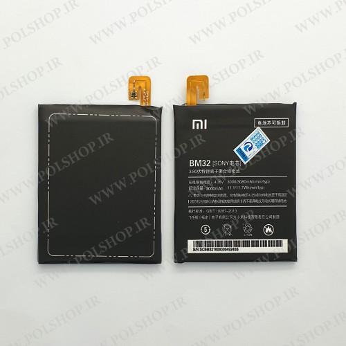 باتری شیائومی MI4مدل فنی: BM32 اصلی  Battery XIAOMI MI 4 MODEL: BM32 2014215