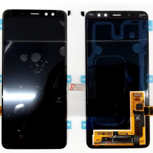 تاچ و ال سی دی اصل شرکت سامسونگ مدل A530  -A5 2018  مشکیTouch+Lcd Samsung 100% Original A530  -A5 2018  BLACK