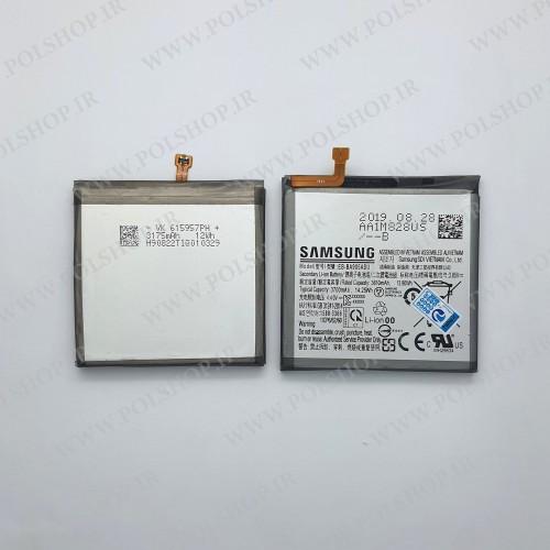باطری سامسونگ A80مدل فنی A805 اصلی   BATTERY SAMSUNG GALAXY A805/A80