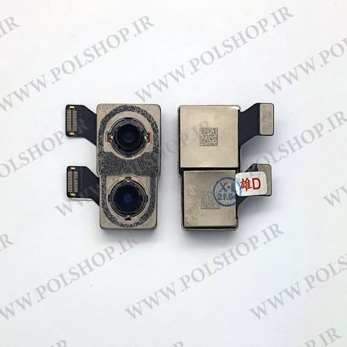 دوربین پشت آیفون X مدل فنی A1901-A1865 اصلی  CAMERA BACK IPHONE X
