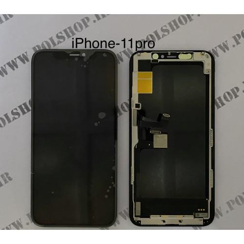 تاچ ال سی دی ایفون مدل: IPHONE 11 proمشکی (اورجینال)TOUCH LCD IPHONE 11pro ORIGINAL WHITE