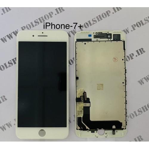 تاچ ال سی دی ایفون مدل: IPHONE 7 PLUS سفید (اورجینال)TOUCH LCD IPHONE 7 PLUS ORIGINAL WHITE