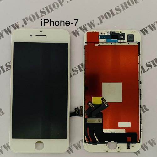 تاچ ال سی دی ایفون مدل: IPHONE 7 سفید (اورجینال)TOUCH+LCD IPHONE 7G ORGINAL WHITE