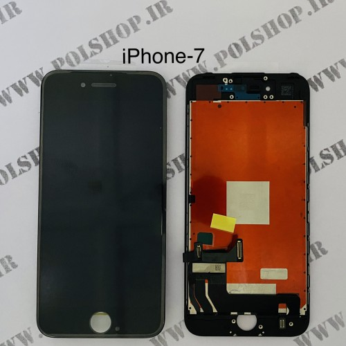تاچ ال سی دی ایفون مدل: IPHONE 7 مشکی (اورجینال)TOUCH+LCD IPHONE 7G ORGINAL BLACK