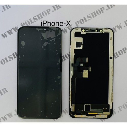 تاچ و ال سی دی ایفون مدل: IPHONE X مشکی (اورجینال)TOUCH+LCD IPHONE X ORIGINAL