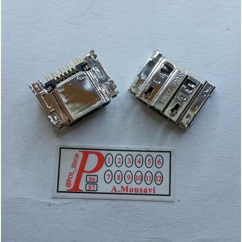 سوکت شارژ سامسونگ CONNECTOR CHARG SAMSUNG I9260 CONNECTOR CHARG SAMSUNG I9260