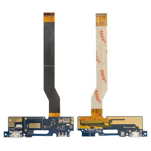 برد شارژ ایسوز زنفون 3 مکس  اصلی BOARD CHARGE ASUS ZENFONE 3 MAX ZC520TL 5.2  INCH