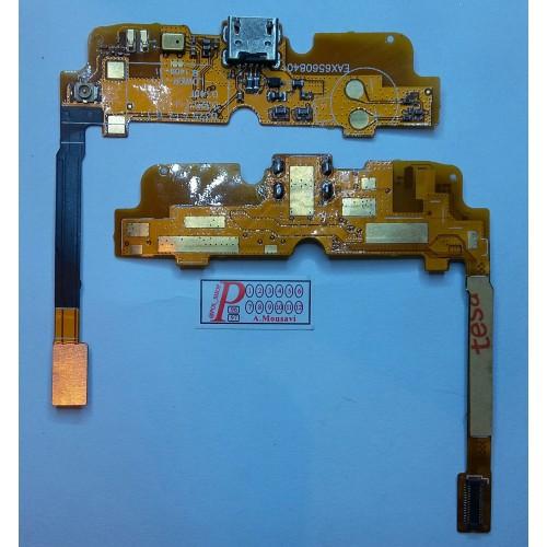 فلت شارژ ال جی D325  اصلی FLAT CHARG LG D325