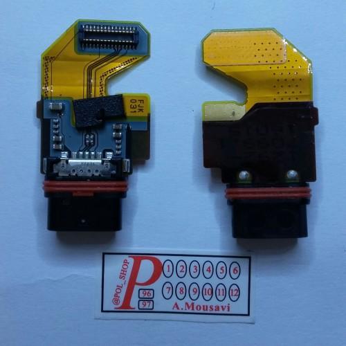 فلت شارژ سونی Z5  اصلی FLAT CHARG CONNECTOR CHARG SONY Z5  FLAT CHARG CONNECTOR CHARG SONY Z5