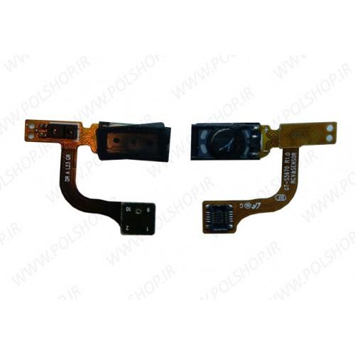 اسپیکر بلندگو سامسونگ Galaxy Fit S5670 اصلی SPEAKER SAMSUNG Galaxy Fit S5670  SPEAKER SAMSUNG Galaxy Fit S5670