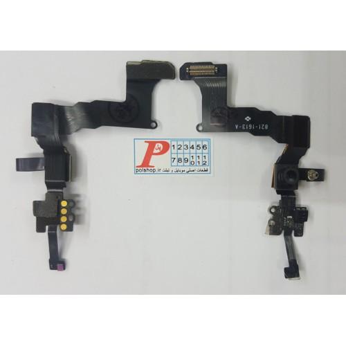 فلت اسپیکر بلندگو و دوربین جلو آیفون 5s اصلی FLAT SPEAKER & FRONT CAMERA IPHONE 5S ORGINAL