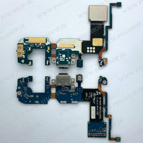 فلت شارژ سامسونگ S8 پلاس مدل فنی G955  FLAT CHARGE SAMSUNG S8+ S8 PLUS