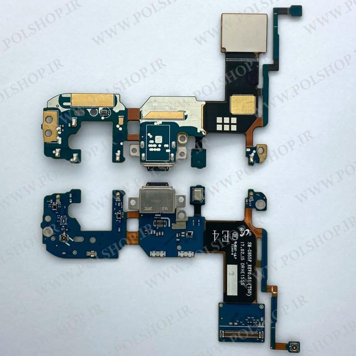 فلت شارژ سامسونگ S8 پلاس مدل فنی G955