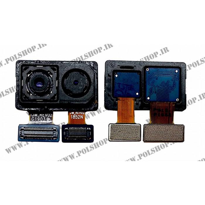 دوربین پشت سامسونگ گلکسی جی 6 پلاس اصلی j6+ j6 plus
