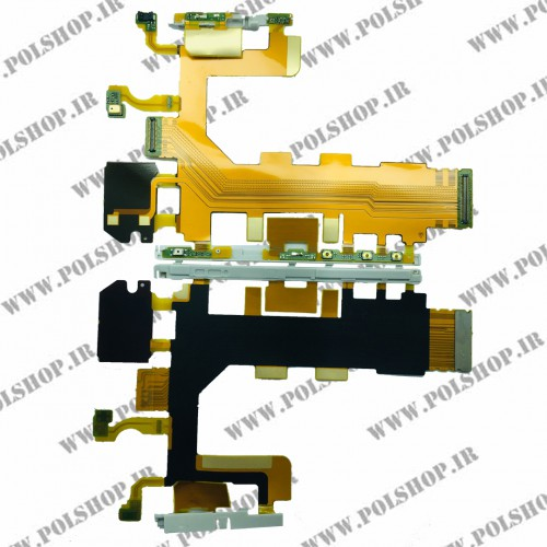فلت پاور و میکروفن سونی  FLAT POWER+ MIC SONY Z2 - D6503