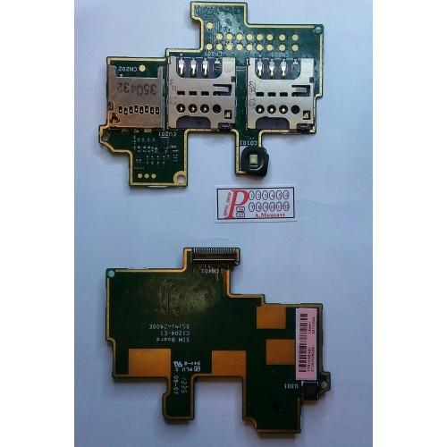 فلت سیم کارت سونی  C1905 - C2005 XPERIA M M DUAL