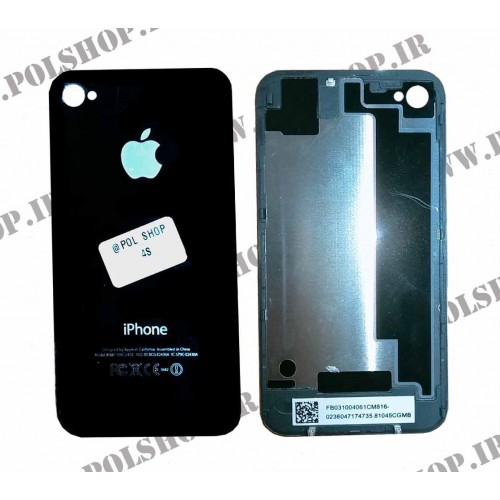 قاب آیفون (درب پشت) 4s اصلی BACK COVER IPHONE 4S ORGINALBACK COVER IPHONE 4S ORGINAL