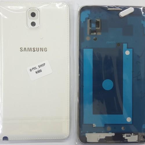 قاب کامل سامسونگ مدل نوت 3   اصلی  مدل N900 مشکیHOUSING SAMSUNG NOTE 3 N900 ORIGINAL BLACK