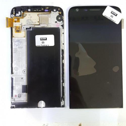 تاچ و ال سی دی ال جی TOUCH+LCD LG G5 با فریمTOUCH+ LCD LG G5