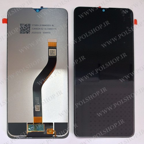 تاچ و ال سی دی اصل شرکت سامسونگ مدل A02S A025  مشکیTouch+Lcd Samsung 100% Original A02S A025