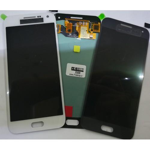 تاچ و ال سی دی سامسونگ آی سی دار Touch & LCD SAMSUNG GALAXY E5+ICTOUCH+LCD SAMSUNG GALAXY E5+IC