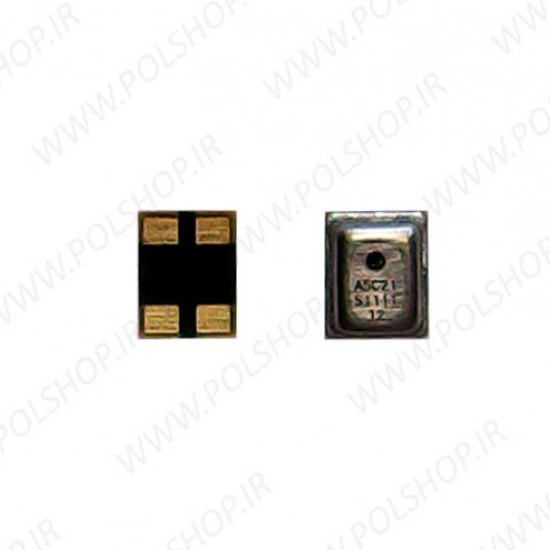 میکروفن سامسونگ MICROPHONE SAMSUNG A300, A500,  j100, J500, J700, G530, G531, G532 ,4PIN بزرگMICROPHONE SAMSUNG A300
