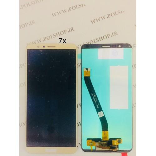 تاچ ال سی دی هواوی مدل: HONOR 7X گلدTOUCH LCD HUAWEI HONOR 7X GOLD