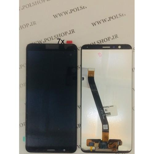 تاچ ال سی دی هواوی مدل: HONOR 7X مشکیTOUCH LCD HUAWEI HONOR 7X BLACK