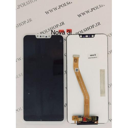 تاچ ال سی دی هواوی مدل: NOVA 3I سفیدTOUCH LCD HUAWEI NOVA 3I WHITE
