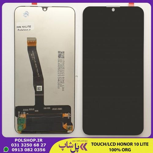 تاچ ال سی دی هواوی مدل: HONOR 10 LITE مشکی اصلی   ( اورجینال ) TOUCH+LCD HUAWEI HONOR 10 LITE BLACK