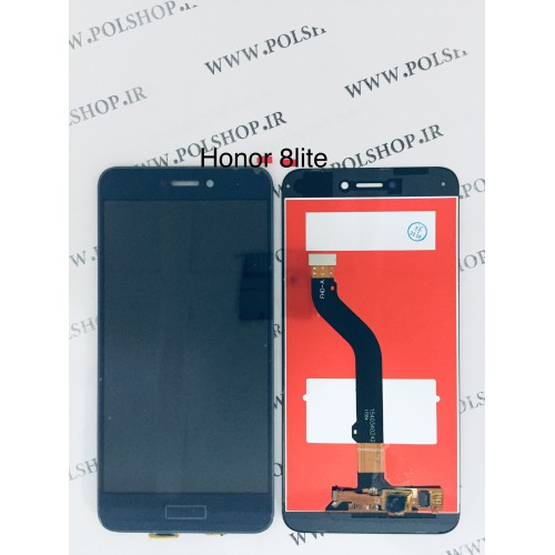 تاچ ال سی دی هواوی مدل:(HONOR 8 LITE (PRA-LA1 مشکیTOUCH LCD HUAWEI HONOR 8 LITE PRA-LA1 BLACK