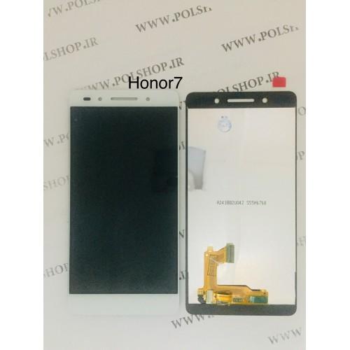 تاچ ال سی دی هواوی مدل: (HONOR 7 (PLK-L0 سفیدTOUCH+LCD HUAWEI HONOR 7 PLK-L0 WHITE