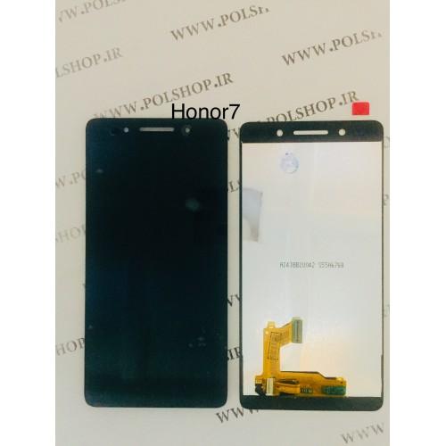 تاچ ال سی دی هواوی مدل: (HONOR 7 (PLK-L0 مشکیTOUCH LCD HUAWEI HONOR 7 PLK-L0 BLACK