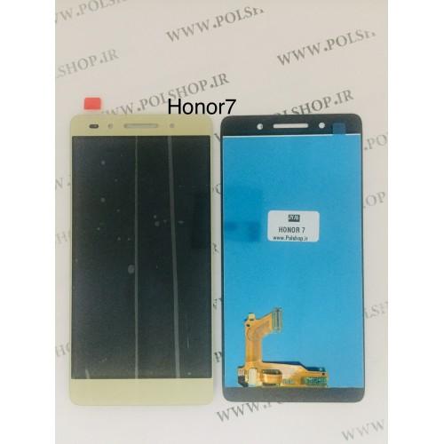تاچ ال سی دی هواوی مدل: (HONOR 7 (PLK-L0 گلدTOUCH+LCD HUAWEI HONOR 7 PLK-L0 GOLD