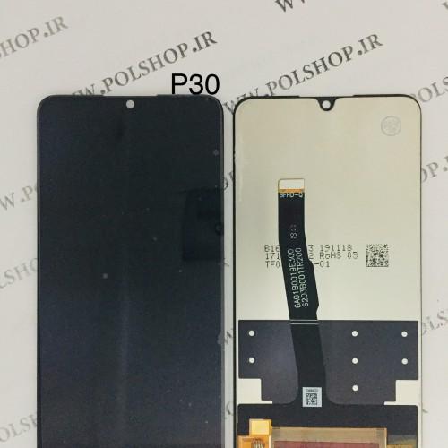 تاچ ال سی دی هواوی مدل: P30 LITE مشکیTOUCH LCD HUAWEI P30 LITE BLACK