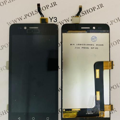 تاچ ال سی دی هواوی مدل: (Y3-2 3G (LUA-U22 مشکیTOUCH LCD HUAWEI Y3-2 3G LUA-U22 Y3-II Y3 PRO BLACK