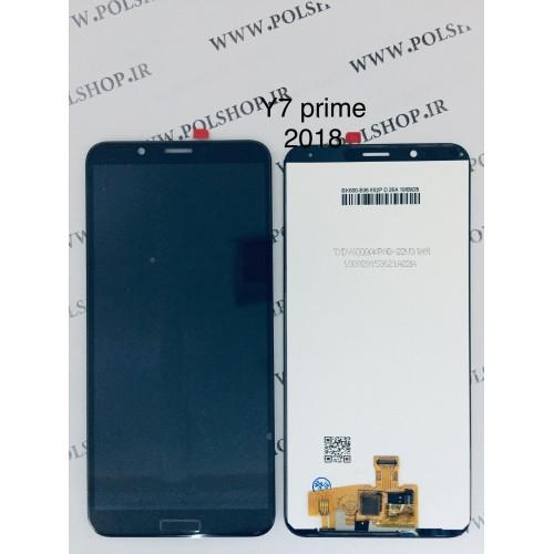 تاچ ال سی دی هواوی مدل: (Y7 PRIME (TRT-L21A مشکی TOUCH+LCD HUAWEI Y7 PRIME black