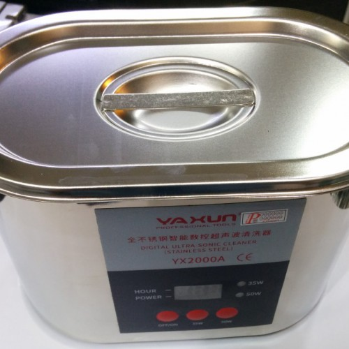 دستگاه التراسونیک مارک یاکسون مدل YX-2000 حرفه ایUltrasonic Cleaner YAXUN YX-2000