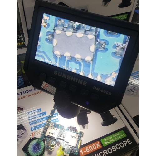 لوپ دیجیتال(میکروسکوپ) مدل Microscop DM-600Microscop DM-600
