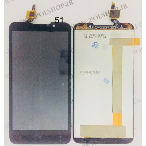 تاچ و ال سی دی اچ تی سی TOUCH & LCD HTC DESIRE 516TOUCH+LCD HTC DESIRE 516