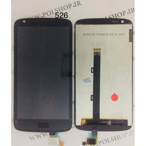 تاچ و ال سی دی اچ تی سی 526  TOUCH+LCD HTC DESIRE 526