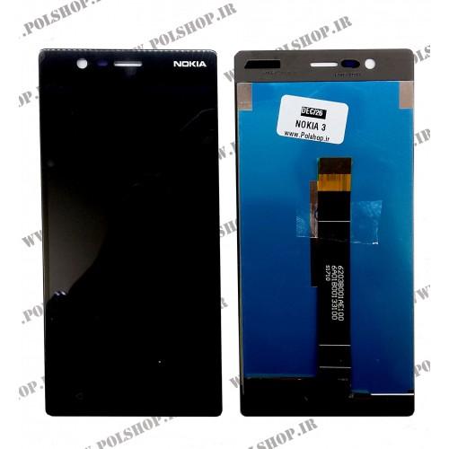 تاچ و ال سی دی نوکیا TOUCH & LCD NOKIA-3 LUMIA 3 TOUCH+LCD NOKIA LUMIA 3