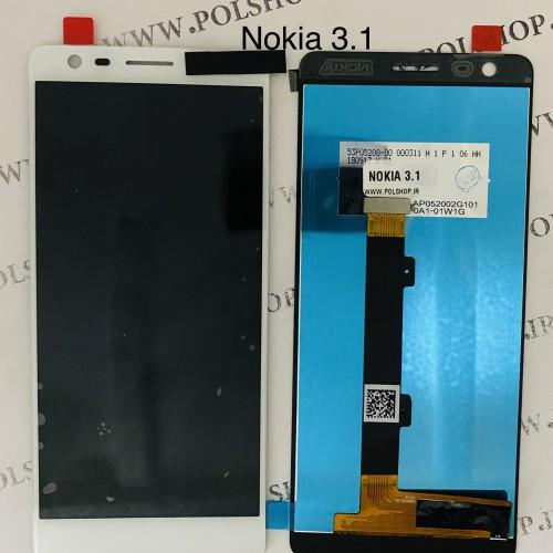 تاچ و ال سی دی نوکیا مدل 3.1 سفید TOUCH+LCD NOKIA-3.1