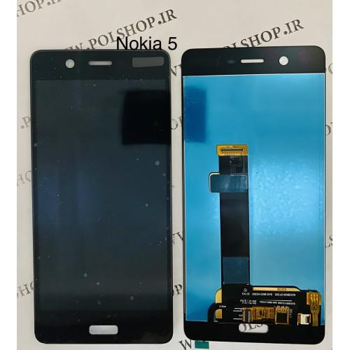 تاچ و ال سی دی نوکیا 5 TOUCH+LCD NOKIA-5